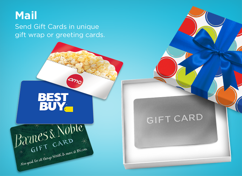Mail Gift Card Shop B2C